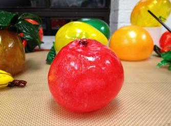 Blown Sugar: Pomegranate