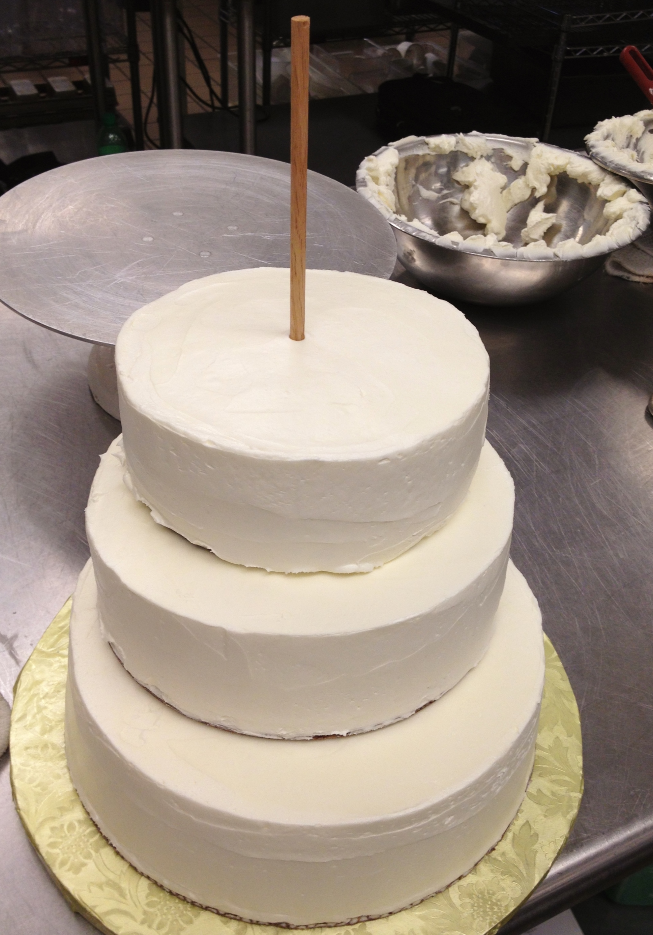 wedding cake design project | Bean Pie and Baking