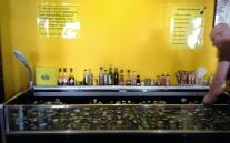 Mustard Tasting Bar