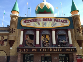 Mitchell's Corn Palace